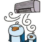 久米川 美容院|クーラーやエアコンでの頭皮ダメージについて