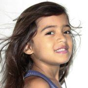 子供の髪の毛の静電気