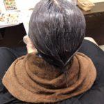 久米川 美容院|イルミナカラーで艶髪に