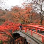 紅葉を求めて伊香保と四万温泉に行ってきました