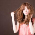 久米川 美容院|乾燥で髪の毛がパサパサに