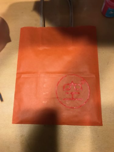 KOO'S久米川店オリジナルショップ袋