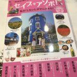 「セイブでアソボ!」の雑誌に東村山市や久米川駅周辺が載っていないかワクワクして買ってみた結果・・・