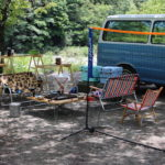 令和初のデイキャンプで青野原オートキャンプ場に行ってきました